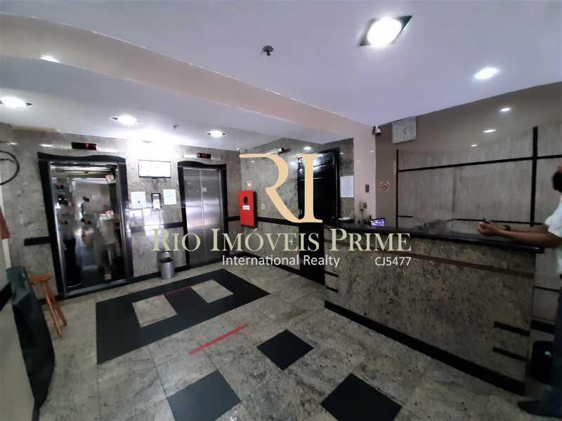 RECEPÇÃO - Sala Comercial 26m² à venda Rua Conde de Bonfim,Tijuca, Rio de Janeiro - R$ 230.000 - RPSL00025 - 15