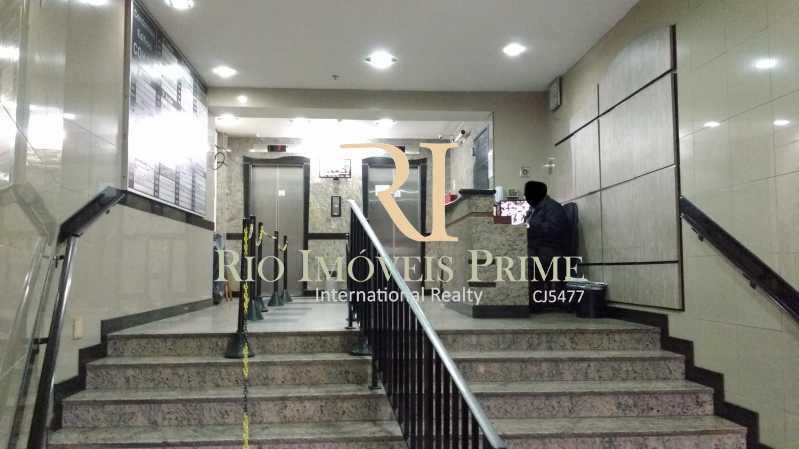 PORTARIA - Sala Comercial 26m² à venda Rua Conde de Bonfim,Tijuca, Rio de Janeiro - R$ 230.000 - RPSL00025 - 16