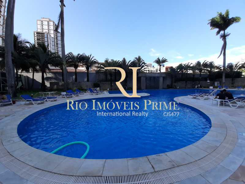 PISCINAS - Flat 2 quartos à venda Barra da Tijuca, Rio de Janeiro - R$ 1.899.900 - RPFL20037 - 3