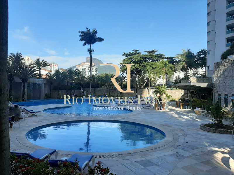 PISCINA INFANTIL - Flat 2 quartos à venda Barra da Tijuca, Rio de Janeiro - R$ 1.899.900 - RPFL20037 - 4