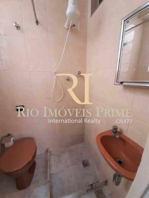 BANHEIRO. - Kitnet/Conjugado 20m² para alugar Rua Caruso,Tijuca, Rio de Janeiro - R$ 999 - RPKI10006 - 5