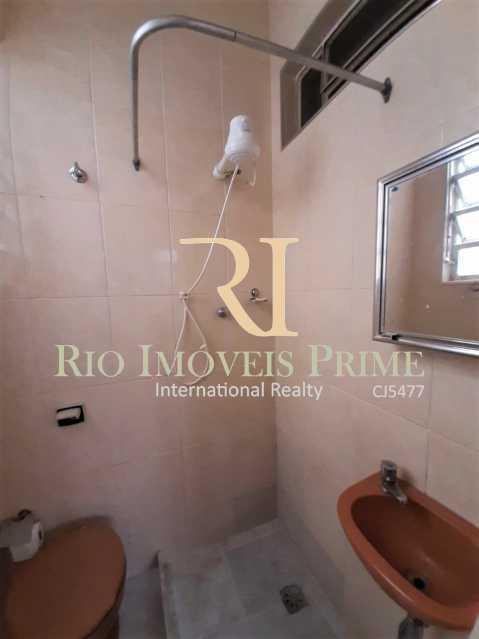 BANHEIRO. - Kitnet/Conjugado 20m² para alugar Rua Caruso,Tijuca, Rio de Janeiro - R$ 999 - RPKI10006 - 6
