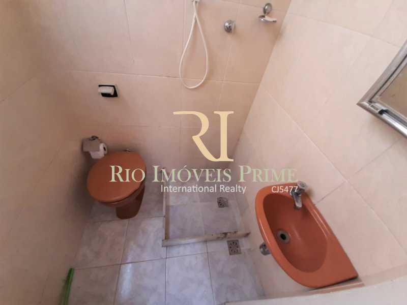 BANHEIRO. - Kitnet/Conjugado 20m² para alugar Rua Caruso,Tijuca, Rio de Janeiro - R$ 999 - RPKI10006 - 7