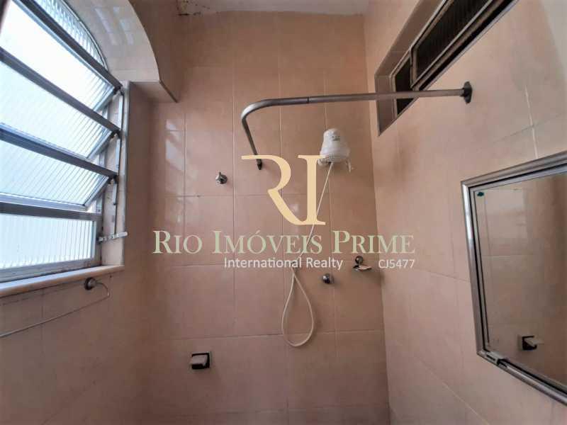 BANHEIRO. - Kitnet/Conjugado 20m² para alugar Rua Caruso,Tijuca, Rio de Janeiro - R$ 999 - RPKI10006 - 8