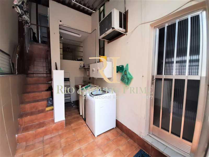 ÁREA SERVIÇO COMPARTILHAD - Kitnet/Conjugado 20m² para alugar Rua Caruso,Tijuca, Rio de Janeiro - R$ 999 - RPKI10006 - 11
