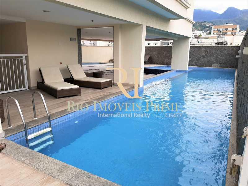 PISCINAS - Apartamento 3 quartos à venda Tijuca, Rio de Janeiro - R$ 812.000 - RPAP30139 - 20