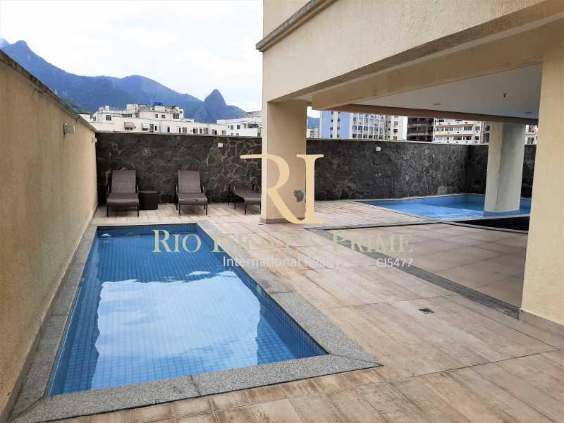 PISCINAS - Apartamento 3 quartos à venda Tijuca, Rio de Janeiro - R$ 812.000 - RPAP30139 - 19