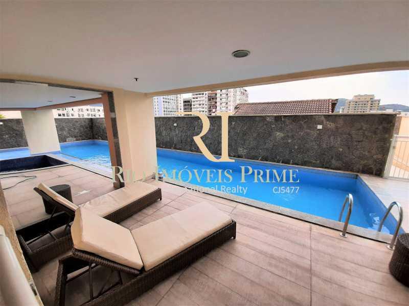 PISCINAS - Apartamento 3 quartos à venda Tijuca, Rio de Janeiro - R$ 812.000 - RPAP30139 - 21