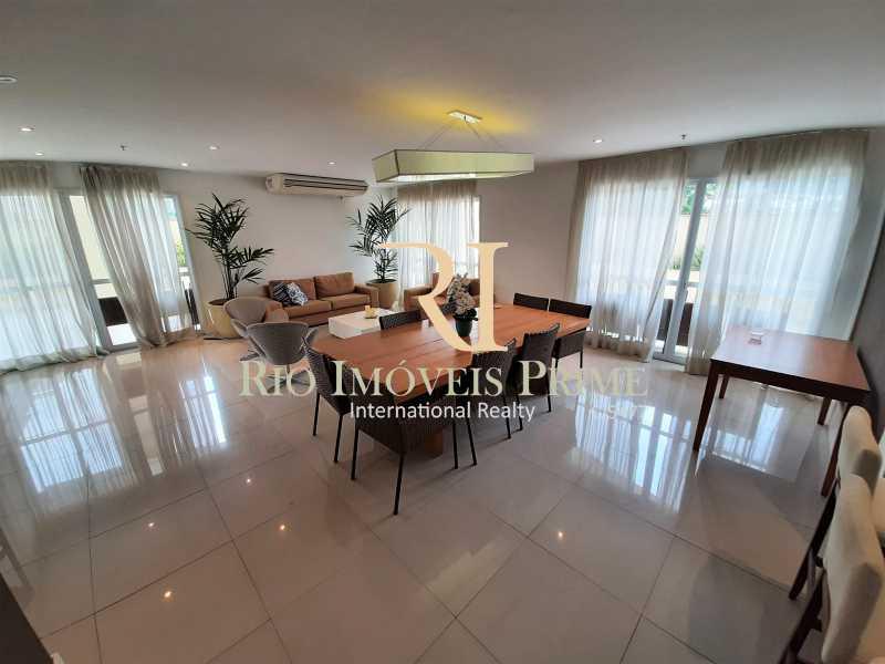 SALÃO DE FESTAS - Apartamento 3 quartos à venda Tijuca, Rio de Janeiro - R$ 812.000 - RPAP30139 - 24