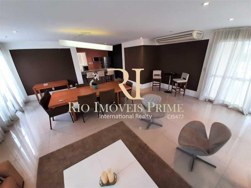 SALÃO DE FESTAS - Apartamento 3 quartos à venda Tijuca, Rio de Janeiro - R$ 812.000 - RPAP30139 - 25