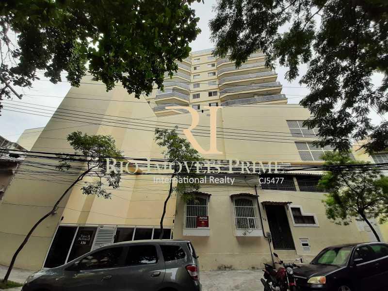 FACHADA - Apartamento 3 quartos à venda Tijuca, Rio de Janeiro - R$ 812.000 - RPAP30139 - 29