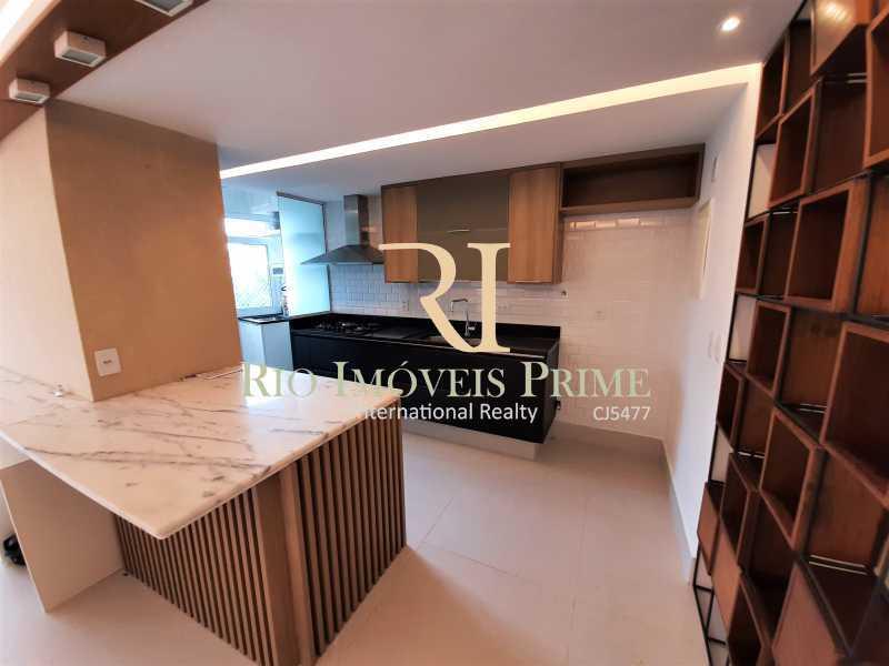 COZINHA - Apartamento 3 quartos à venda Tijuca, Rio de Janeiro - R$ 812.000 - RPAP30139 - 6