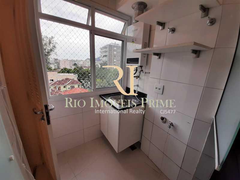 ÁREA SERVIÇO - Apartamento 3 quartos à venda Tijuca, Rio de Janeiro - R$ 812.000 - RPAP30139 - 9