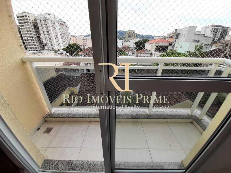 VARANDA SUÍTE - Apartamento 3 quartos à venda Tijuca, Rio de Janeiro - R$ 812.000 - RPAP30139 - 12