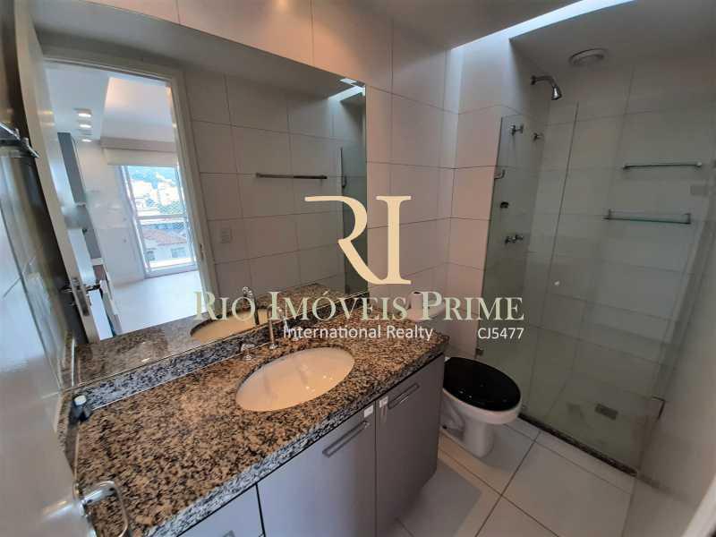 BANHEIRO SUÍTE - Apartamento 3 quartos à venda Tijuca, Rio de Janeiro - R$ 812.000 - RPAP30139 - 13
