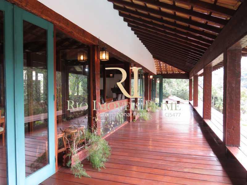 1 VARANDA - Teresópolis, Granja Comary, casa em condomínio - RPCN60003 - 1