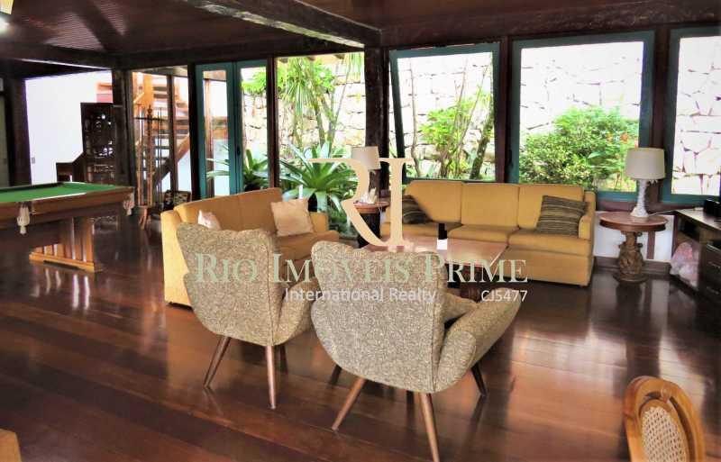 8 SALAS - Teresópolis, Granja Comary, casa em condomínio - RPCN60003 - 9