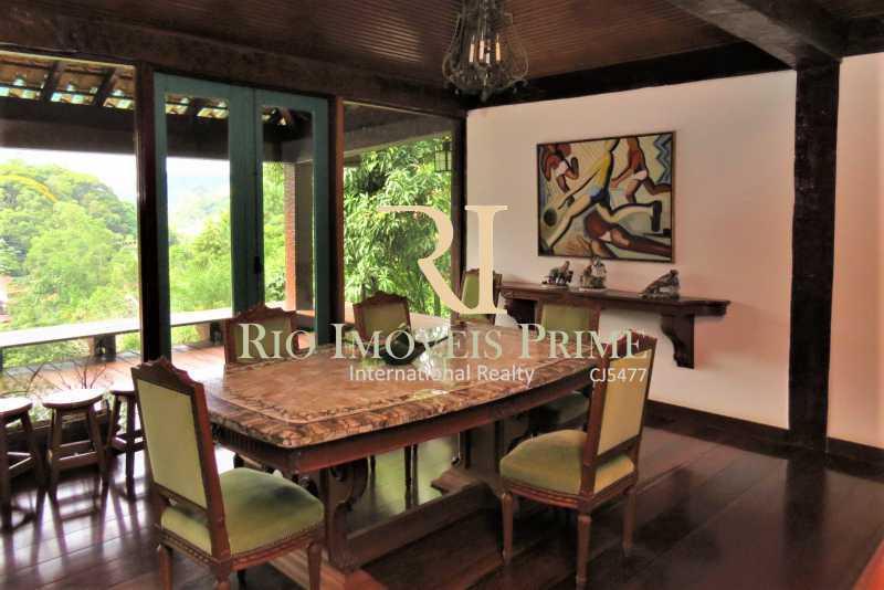 9 SALA JANTAR - Teresópolis, Granja Comary, casa em condomínio - RPCN60003 - 10