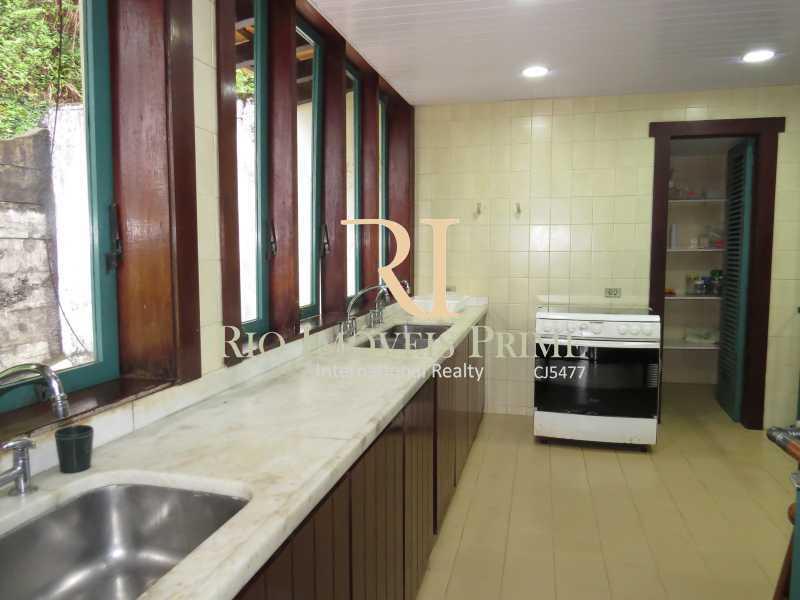 24 COZINHA - Teresópolis, Granja Comary, casa em condomínio - RPCN60003 - 25