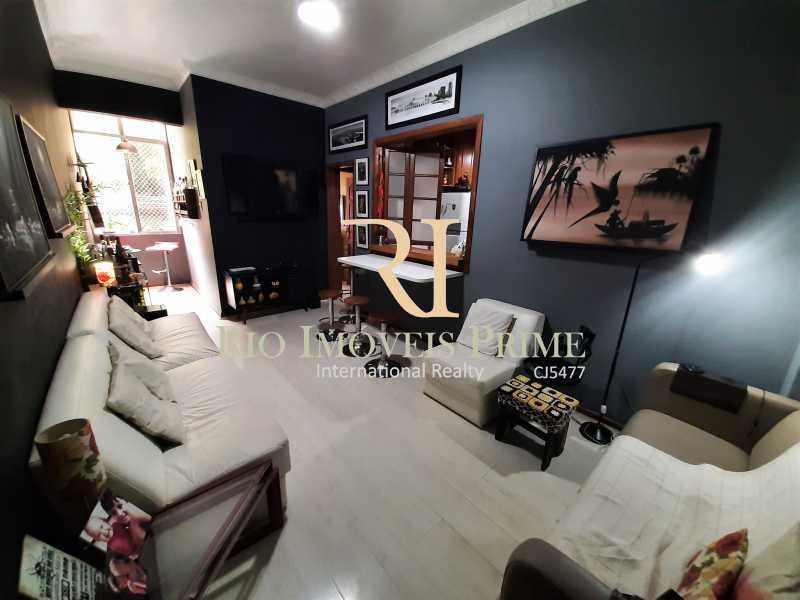 SALA - Apartamento à venda Rua Barão de Mesquita,Tijuca, Rio de Janeiro - R$ 380.000 - RPAP20232 - 4