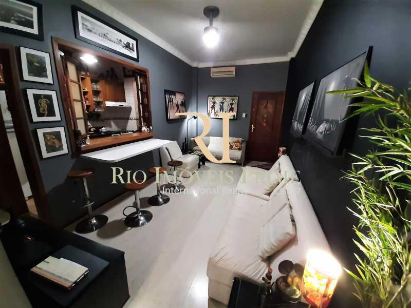 SALA - Apartamento à venda Rua Barão de Mesquita,Tijuca, Rio de Janeiro - R$ 380.000 - RPAP20232 - 6