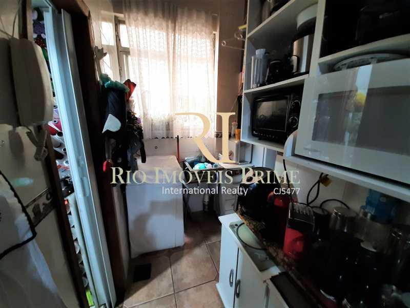 ÁREA SERVIÇO - Apartamento à venda Rua Barão de Mesquita,Tijuca, Rio de Janeiro - R$ 380.000 - RPAP20232 - 17