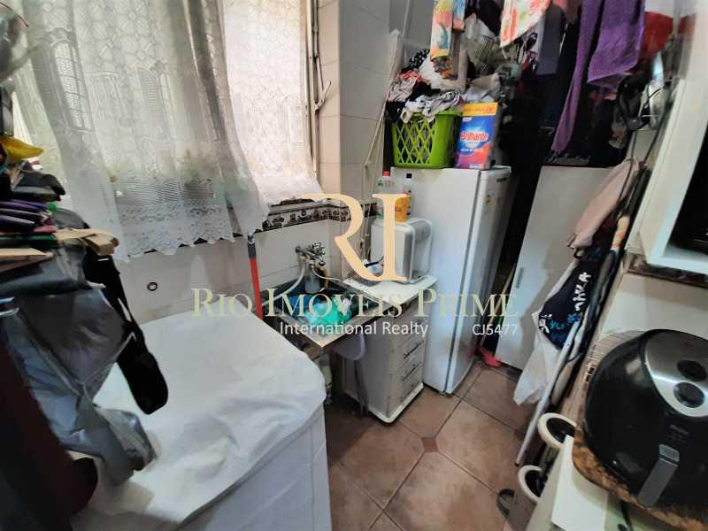 ÁREA SERVIÇO - Apartamento à venda Rua Barão de Mesquita,Tijuca, Rio de Janeiro - R$ 380.000 - RPAP20232 - 18