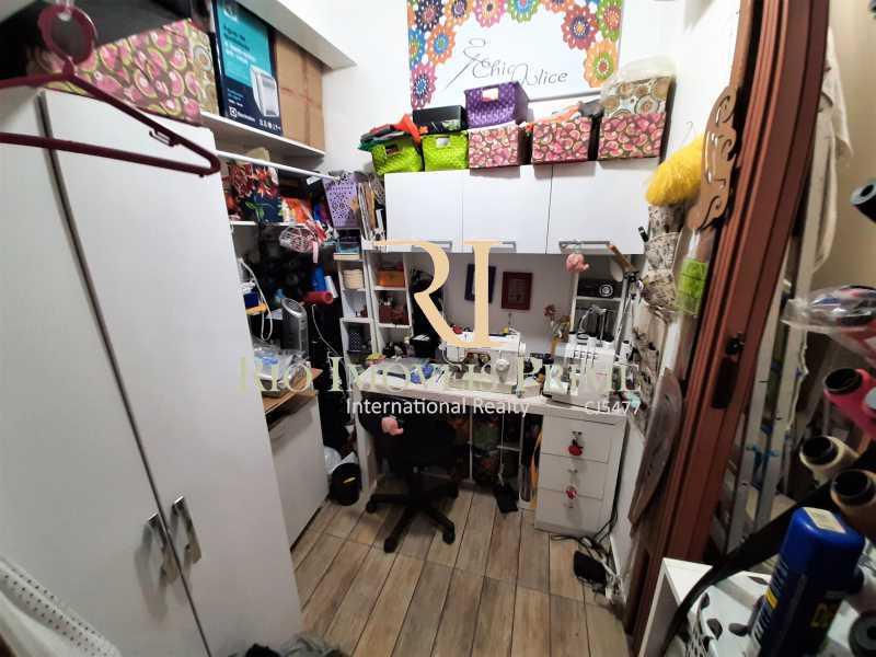 DEPENDÊNCIA COMPLETA - Apartamento à venda Rua Barão de Mesquita,Tijuca, Rio de Janeiro - R$ 380.000 - RPAP20232 - 19