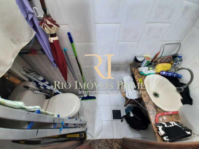 BANHEIRO DE SERVIÇO - Apartamento à venda Rua Barão de Mesquita,Tijuca, Rio de Janeiro - R$ 380.000 - RPAP20232 - 21