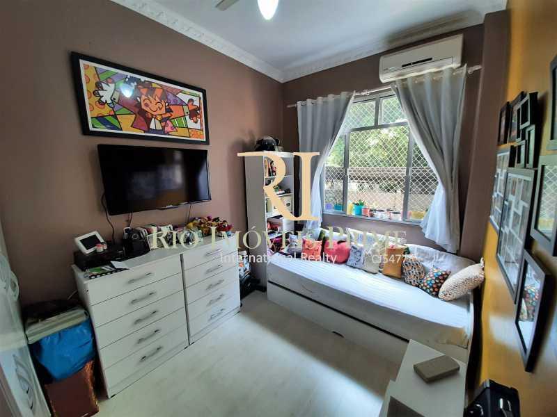 QUARTO2 - Apartamento à venda Rua Barão de Mesquita,Tijuca, Rio de Janeiro - R$ 380.000 - RPAP20232 - 12