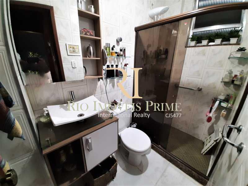 BANHEIRO SOCIAL - Apartamento à venda Rua Barão de Mesquita,Tijuca, Rio de Janeiro - R$ 380.000 - RPAP20232 - 14