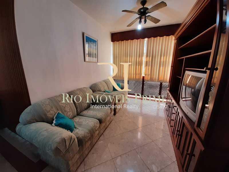 SALA DE ESTAR - Apartamento à venda Rua Bom Pastor,Tijuca, Rio de Janeiro - R$ 599.999 - RPAP30141 - 3