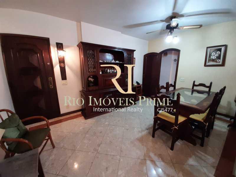SALA DE JANTAR - Apartamento à venda Rua Bom Pastor,Tijuca, Rio de Janeiro - R$ 599.999 - RPAP30141 - 4