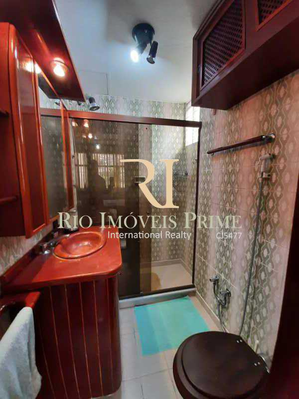 BANHEIRO SUÍTE - Apartamento à venda Rua Bom Pastor,Tijuca, Rio de Janeiro - R$ 599.999 - RPAP30141 - 7