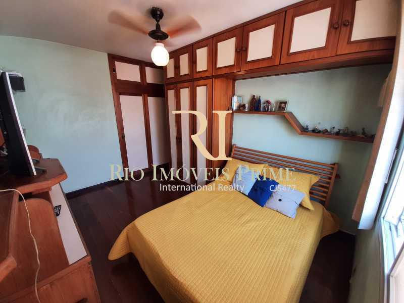 QUARTO3 - Apartamento à venda Rua Bom Pastor,Tijuca, Rio de Janeiro - R$ 599.999 - RPAP30141 - 11