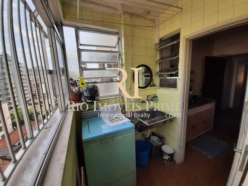 17 ÁREA SERVIÇO - Apartamento à venda Rua Bom Pastor,Tijuca, Rio de Janeiro - R$ 599.999 - RPAP30141 - 17