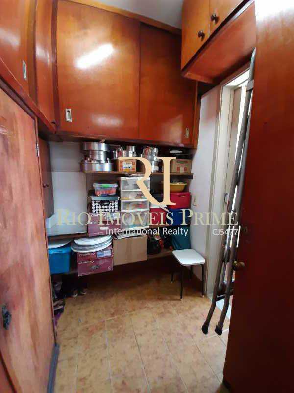 18 QUARTO SERVIÇO - Apartamento à venda Rua Bom Pastor,Tijuca, Rio de Janeiro - R$ 599.999 - RPAP30141 - 18