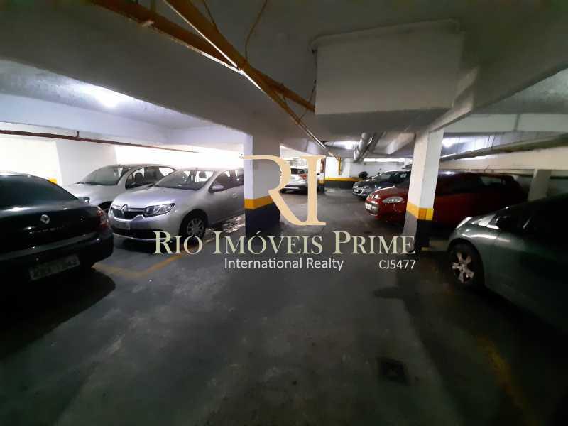 22 GARAGEM - Apartamento à venda Rua Bom Pastor,Tijuca, Rio de Janeiro - R$ 599.999 - RPAP30141 - 21