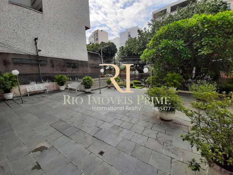 24 ENTRADA DO PRÉDIO - Apartamento à venda Rua Bom Pastor,Tijuca, Rio de Janeiro - R$ 599.999 - RPAP30141 - 23