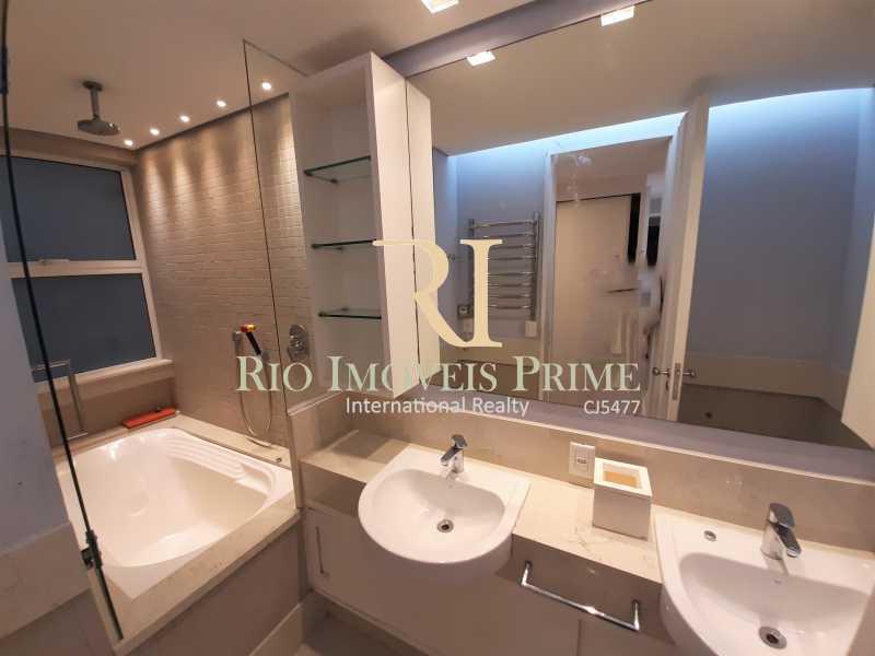 BANHEIRO SOCIAL - Cobertura para venda e aluguel Rua Ramon Franco,Urca, Rio de Janeiro - R$ 9.000.000 - RPCO50001 - 9