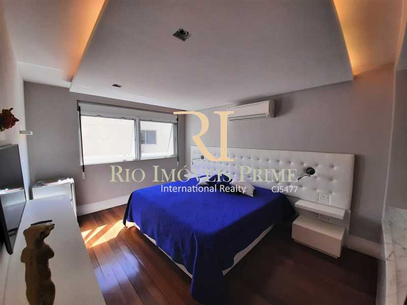 SUÍTE PRINCIPAL - Cobertura para venda e aluguel Rua Ramon Franco,Urca, Rio de Janeiro - R$ 9.000.000 - RPCO50001 - 10