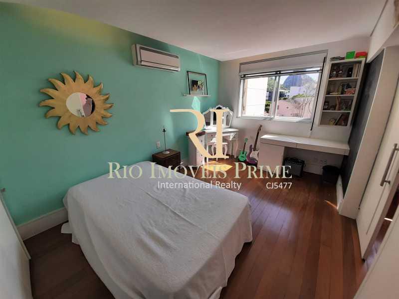 QUARTO2 - Cobertura para venda e aluguel Rua Ramon Franco,Urca, Rio de Janeiro - R$ 9.000.000 - RPCO50001 - 14