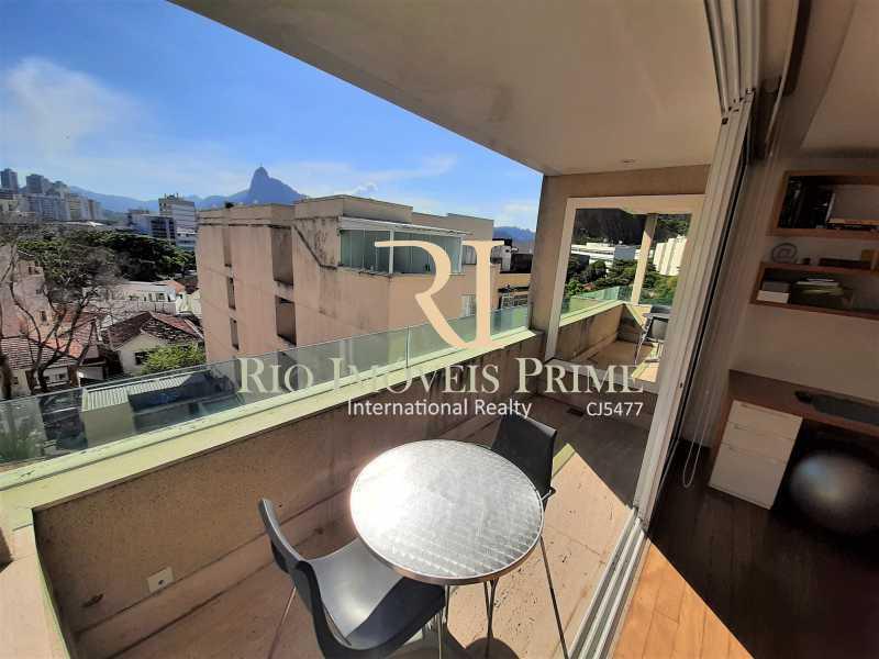 VARANDA SUÍTE3 - Cobertura para venda e aluguel Rua Ramon Franco,Urca, Rio de Janeiro - R$ 9.000.000 - RPCO50001 - 21