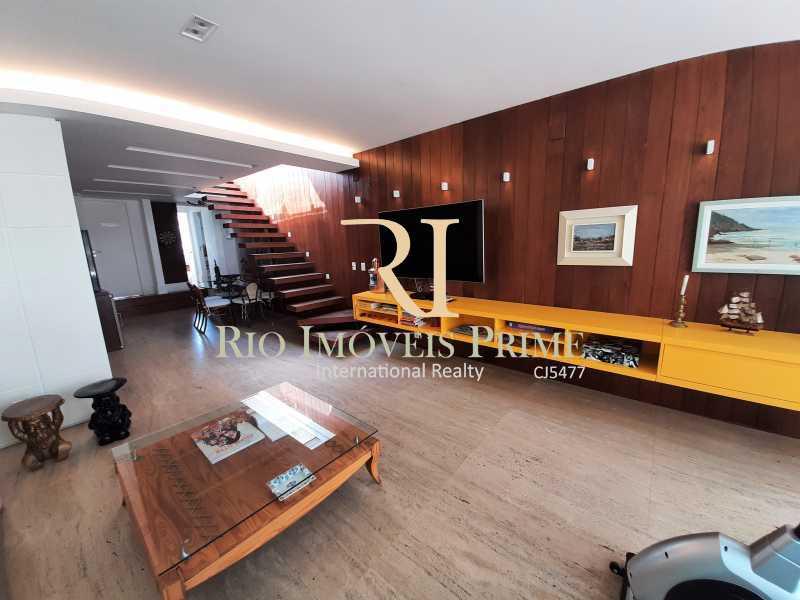 LIVING PAV2 - Cobertura para venda e aluguel Rua Ramon Franco,Urca, Rio de Janeiro - R$ 9.000.000 - RPCO50001 - 23