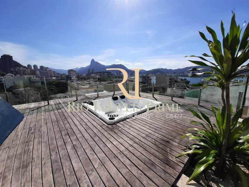 TERRAÇO - Cobertura para venda e aluguel Rua Ramon Franco,Urca, Rio de Janeiro - R$ 9.000.000 - RPCO50001 - 24