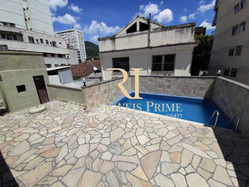 PISCINA E SAUNA - Casa de Vila à venda Rua Dona Delfina,Tijuca, Rio de Janeiro - R$ 1.950.000 - RPCV50002 - 1