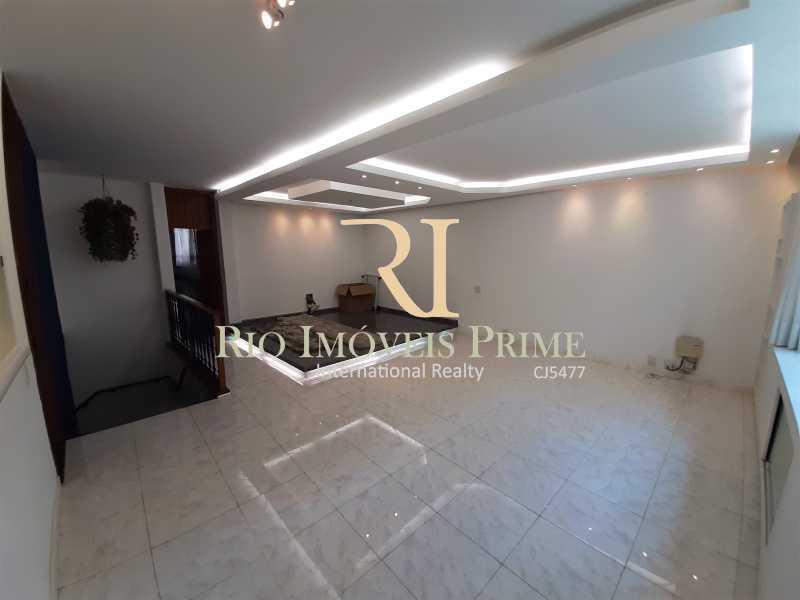 SALÃO - Casa de Vila à venda Rua Dona Delfina,Tijuca, Rio de Janeiro - R$ 1.950.000 - RPCV50002 - 3