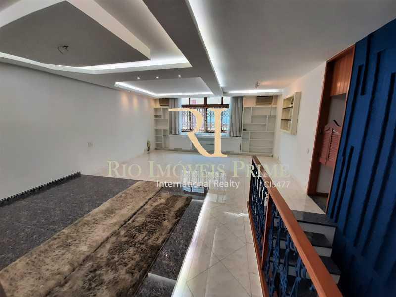 SALÃO - Casa de Vila à venda Rua Dona Delfina,Tijuca, Rio de Janeiro - R$ 1.950.000 - RPCV50002 - 4