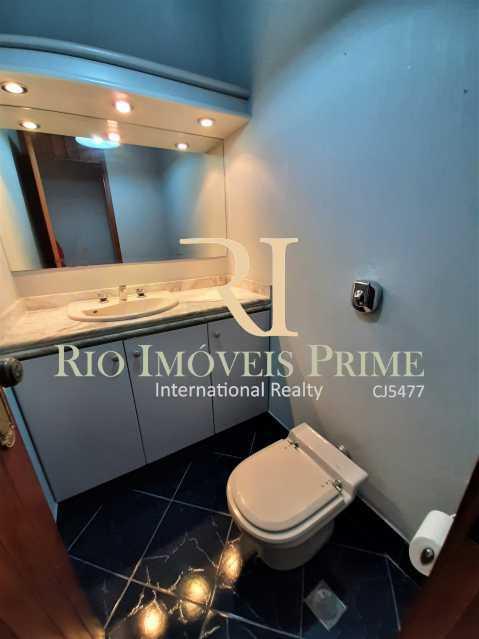 LAVABO - Casa de Vila à venda Rua Dona Delfina,Tijuca, Rio de Janeiro - R$ 1.950.000 - RPCV50002 - 5