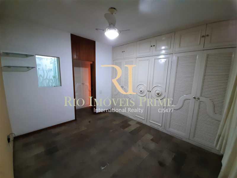 SUÍTE - Casa de Vila à venda Rua Dona Delfina,Tijuca, Rio de Janeiro - R$ 1.950.000 - RPCV50002 - 6